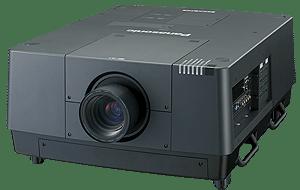 Der Panasonic PT-EX16K 16.000 ANSI Lumen XGA LCD Beamer kann in Kombination mit einer Gain 26 Hellraumleinwand als Tageslicht-Projektor verwendet werden um bei Ecent und Veranstaltungen oder beim Public Viewing auch in heller Umgebung kontrastreiche Großbildprojektionen zu ermöglichen.